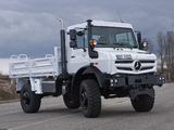 Mercedes-Benz Unimog U5023 2013 pictures