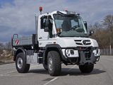 Mercedes-Benz Unimog U423 2013 wallpapers