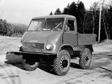 Photos of Mercedes-Benz Unimog U25 (401) 1953–55