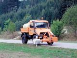 Photos of Mercedes-Benz Unimog U90 (408) 1980–2000