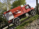 Photos of Mercedes-Benz Unimog U5000 Feuerwehr 2000–13