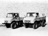 Pictures of Mercedes-Benz Unimog U80 (404) 1955–77