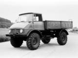 Pictures of Mercedes-Benz Unimog U100 (416) 1955–80