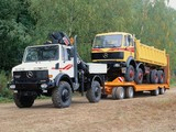 Pictures of Mercedes-Benz Unimog U1550 (424) 1980–2000