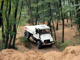 Pictures of Mercedes-Benz Unimog U110 (416) 1980–2000