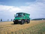 Pictures of Mercedes-Benz Unimog U500 2000–13