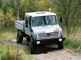 Pictures of Mercedes-Benz Unimog U4000 Double Cab 2000–13