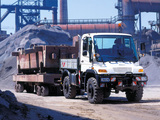 Pictures of Mercedes-Benz Unimog U400 2000–13