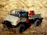 Mercedes-Benz Unimog U600 (407) 1955–80 wallpapers