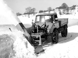 Mercedes-Benz Unimog U65 (406) 1963–66 wallpapers