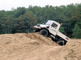 Mercedes-Benz Unimog U110 (416) 1980–2000 wallpapers