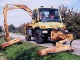 Mercedes-Benz Unimog U300 2000–13 wallpapers