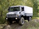 Mercedes-Benz Unimog U4000 2000–13 wallpapers