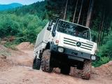 Mercedes-Benz Unimog U5000 2000–13 wallpapers