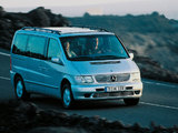 Images of Mercedes-Benz V 220 CDI (W638/2) 1999–2003