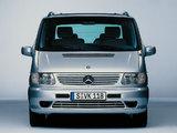 Mercedes-Benz V 230 (W638/2) 1996–2003 photos