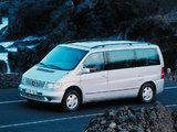 Mercedes-Benz V 220 CDI (W638/2) 1999–2003 images