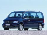 Mercedes-Benz V 200 CDI (W638/2) 1999–2003 photos