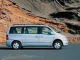 Mercedes-Benz V 220 CDI (W638/2) 1999–2003 wallpapers