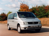 Photos of Mercedes-Benz V-Klasse UK-spec (W638/2) 1996–2003