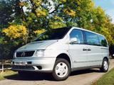 Pictures of Mercedes-Benz V-Klasse UK-spec (W638/2) 1996–2003