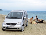 Mercedes-Benz Vaneo (W414) 2002–06 pictures
