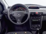 Mercedes-Benz Vaneo (W414) 2002–06 wallpapers