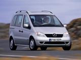 Photos of Mercedes-Benz Vaneo (W414) 2002–06