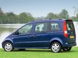 Pictures of Mercedes-Benz Vaneo UK-spec (W414) 2002–06