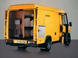 Mercedes-Benz Vario 612D-KA (668) 1996 photos