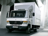 Mercedes-Benz Vario 818D Köfferwagen (670) 2006 wallpapers