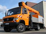 Mercedes-Benz Vario 816DA-KO Ruthmann Steiger T180 (670) 2009 images