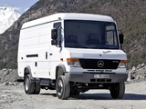 Mercedes-Benz Vario 814DA-KA Kasten (670) 2009 photos