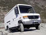 Mercedes-Benz Vario 814DA-KA Kasten (670) 2009 pictures