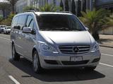 Images of Mercedes-Benz Viano AU-spec (W639) 2010