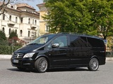 Images of Mercedes-Benz Viano Avantgarde Edition 125 (W639) 2011