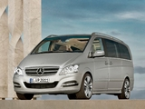 Images of Mercedes-Benz Viano Vision Pearl Concept (W639) 2011
