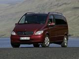 Mercedes-Benz Viano V6 CDI 3.0 (W639) 2003–10 images