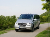 Mercedes-Benz Viano 4MATIC (W639) 2003–10 images