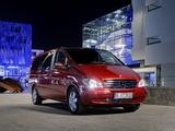 Mercedes-Benz Viano (W639) 2003–10 photos