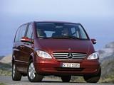 Mercedes-Benz Viano V6 CDI 3.0 (W639) 2003–10 photos