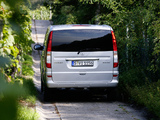 Mercedes-Benz Viano 4MATIC (W639) 2003–10 photos