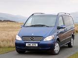 Mercedes-Benz Viano UK-spec (W639) 2003–10 pictures