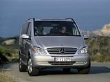 Mercedes-Benz Viano (W639) 2003–10 pictures