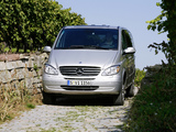 Mercedes-Benz Viano 4MATIC (W639) 2003–10 wallpapers