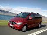 Mercedes-Benz Viano V6 CDI 3.0 (W639) 2003–10 wallpapers