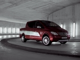 Mercedes-Benz Viano Activity Concept (W639) 2004 photos