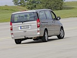 Mercedes-Benz Viano (W639) 2010 images