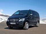 Mercedes-Benz Viano 4MATIC (W639) 2010 photos