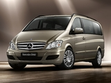Mercedes-Benz Viano (W639) 2010 photos